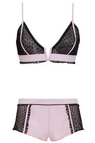 Picture of Triangle-Shorty 'R U Mine' lingerie set