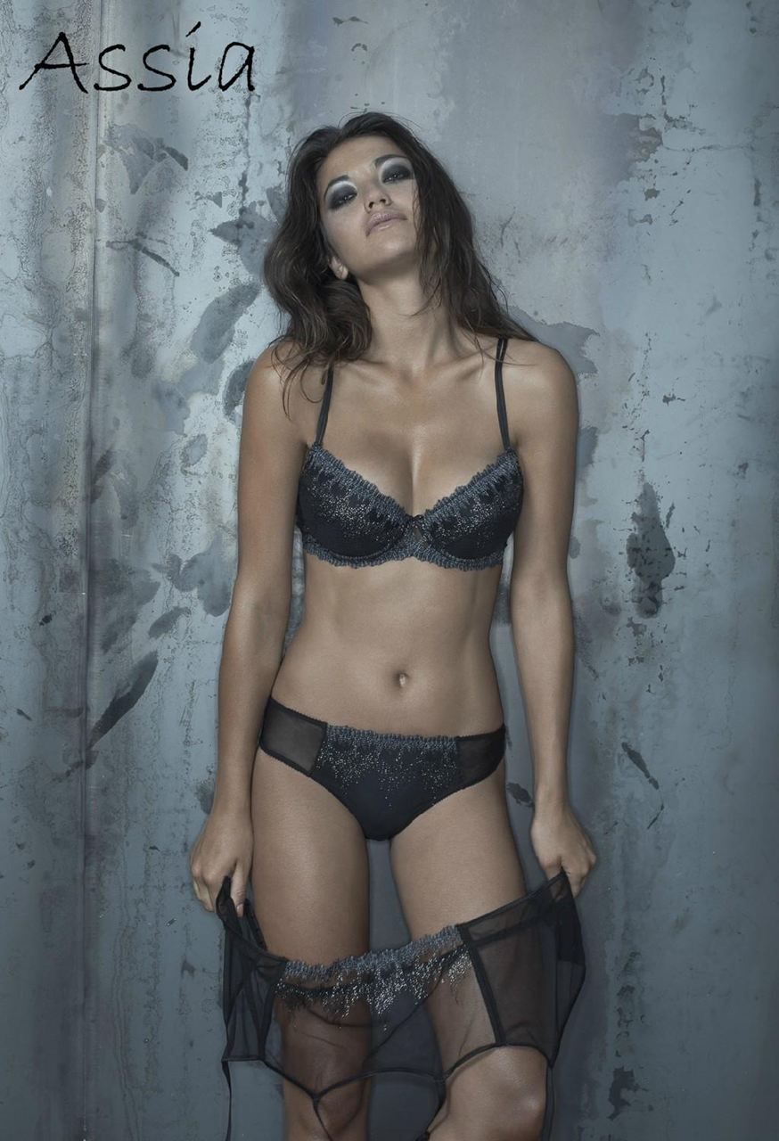Assia Lingerie : Fusion- Exclusive designers lingerie made in ...