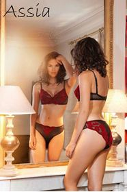 Picture of Ispahan full cup bra
